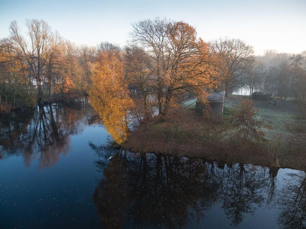 The Netherlands, Utrecht,  Voorveldse Polder