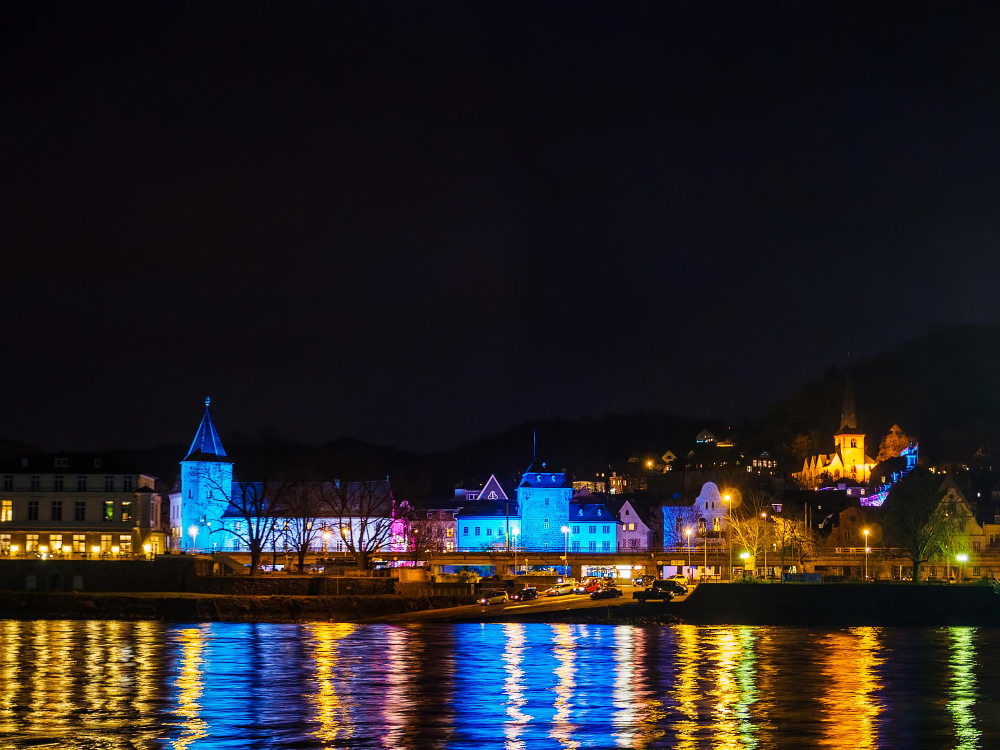 Germany,  Linz am Rhein 1/3
