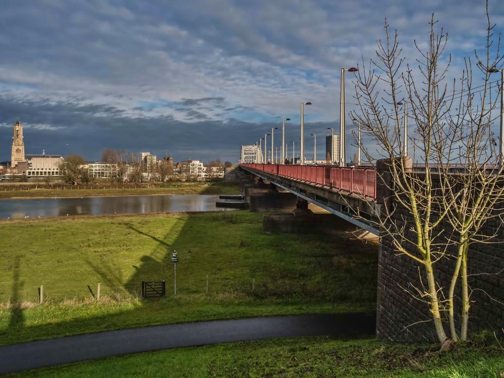 The Netherlands, Arnhem, John Frostbrug