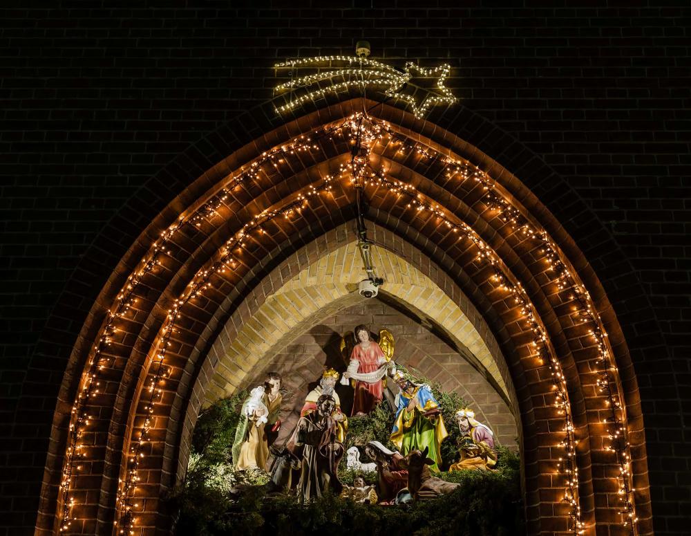 Gelukkig Kerstfeest,  Merry Christmas, Joyeux noël
