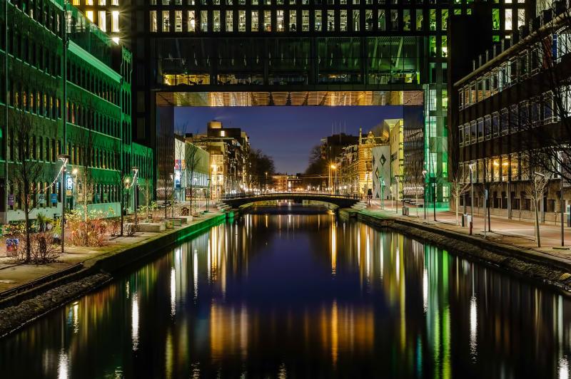 The Netherlands,  Amsterdam,  Nieuwe Achtergracht