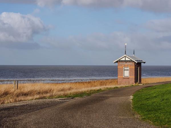 The Netherlands,  Peilhuisje op Wieringen
