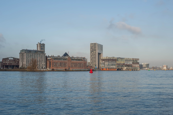 The Netherlands,  Amsterdam,  Westerdokseiland