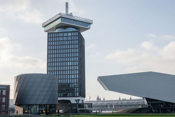 The Netherlands, Amsterdam, A'DAM Toren