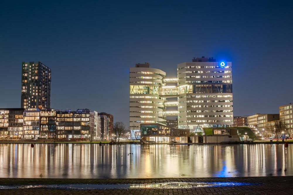 The Netherlands,  Amsterdam, De Omval