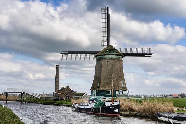 The Netherlands, Opmeer, de Kaagmolen