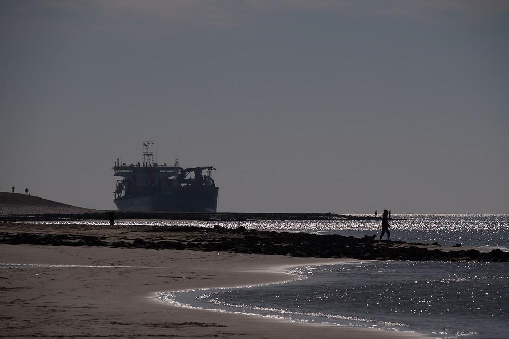 The Netherlands, Huisduinen, North Sea