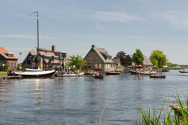 Yesterday the first summer day in Holland