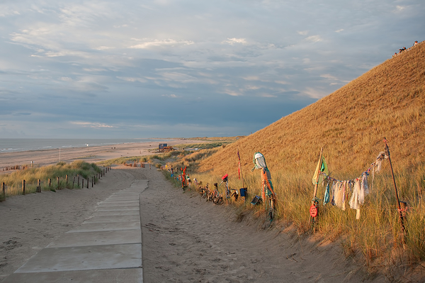The Netherlands,  Petten, The wall of shame - 2/2