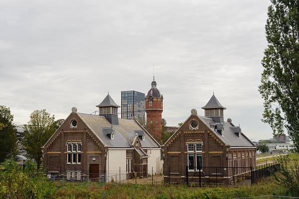 The Netherlands, Amsterdam, Overamstel