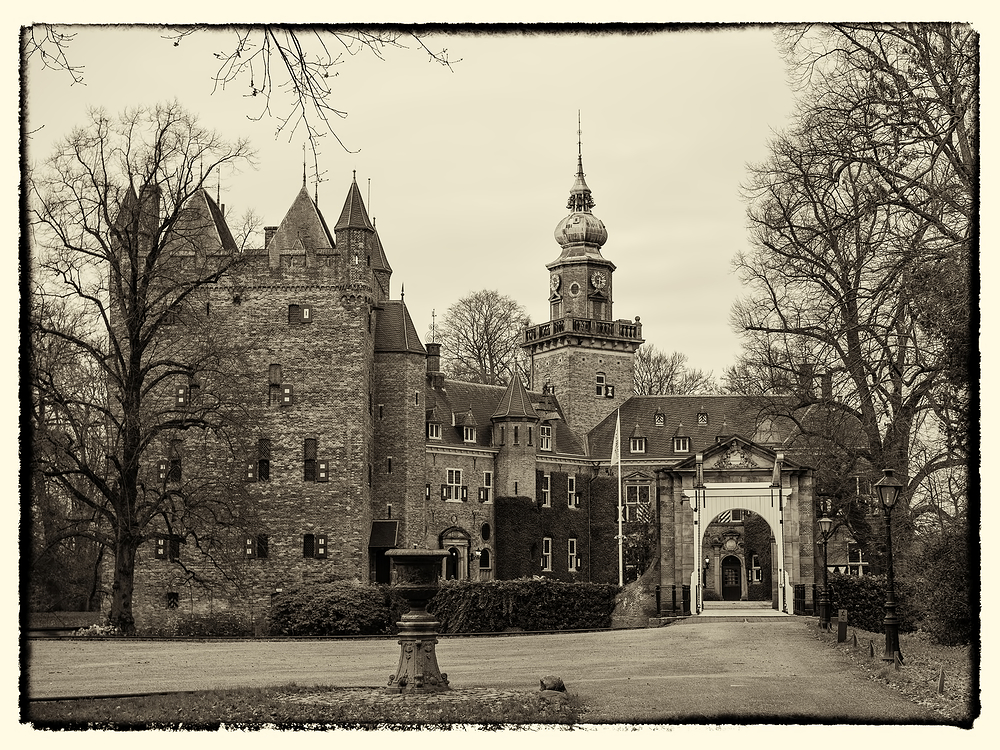 The Netherlands, Breukelen, Landgoed Nyenrode