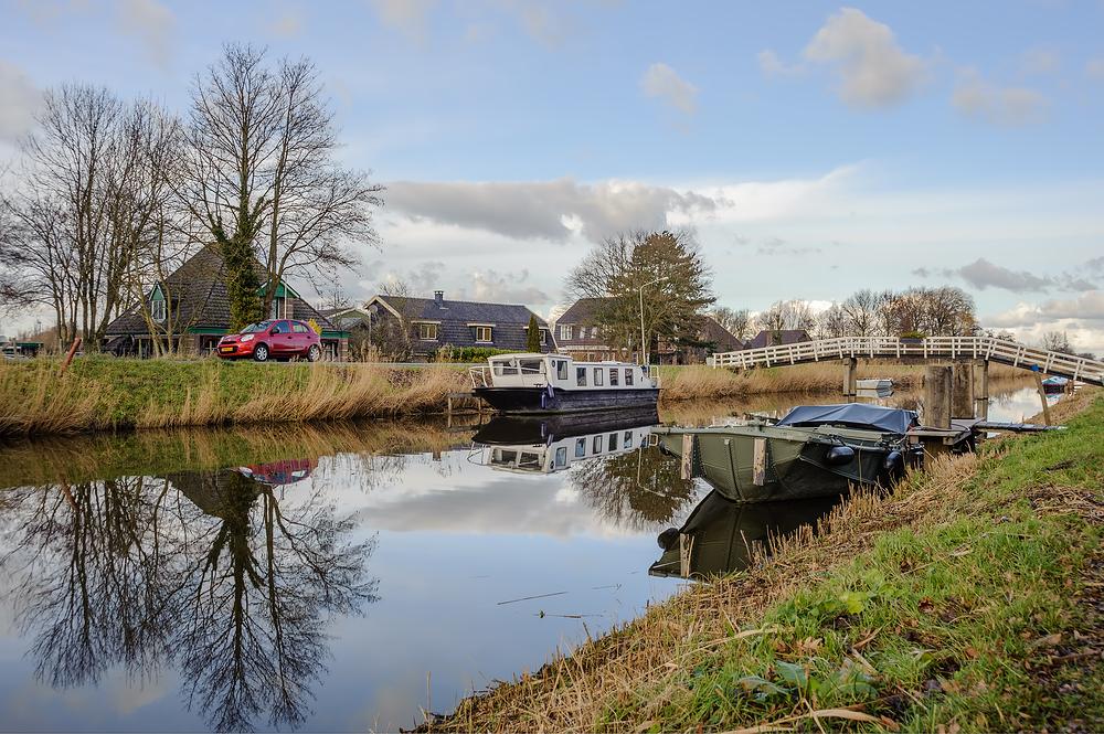 The Netherlands, Nieuwe Niedorp, Langereis
