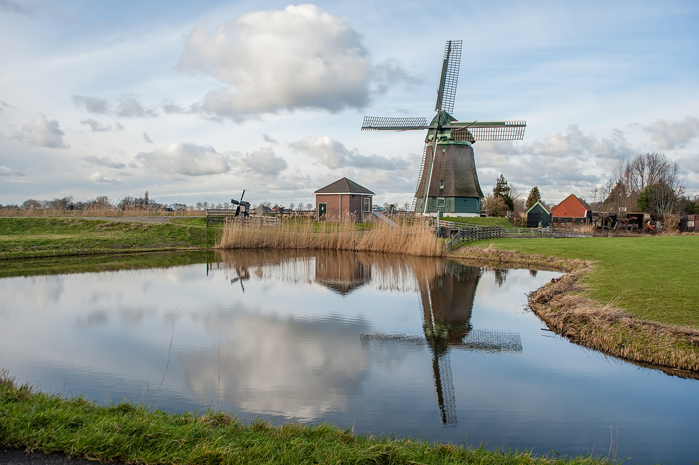 The Netherlands, Hoogwoud, Langereis