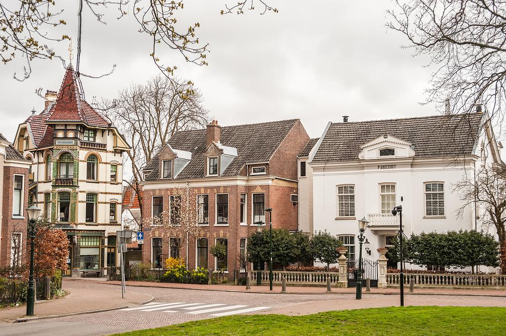 The Netherlands, Alkmaar, Zilverstraat