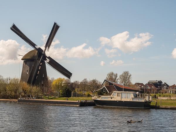 The Netherlands, Sint Pancras, Twuyvermolen