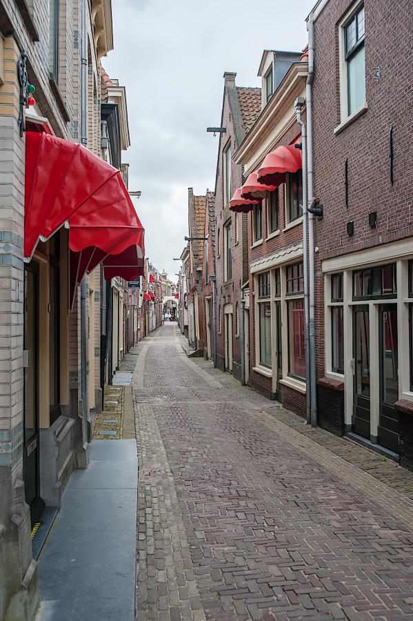 The Netherlands, Alkmaar, Achterdam