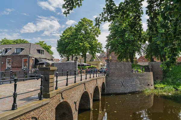 The Netherlands, Elburg, Havenstraat
