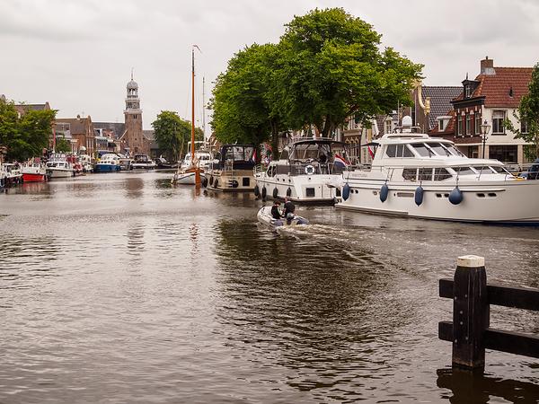 The Netherlands, Lemmer, Sylroede