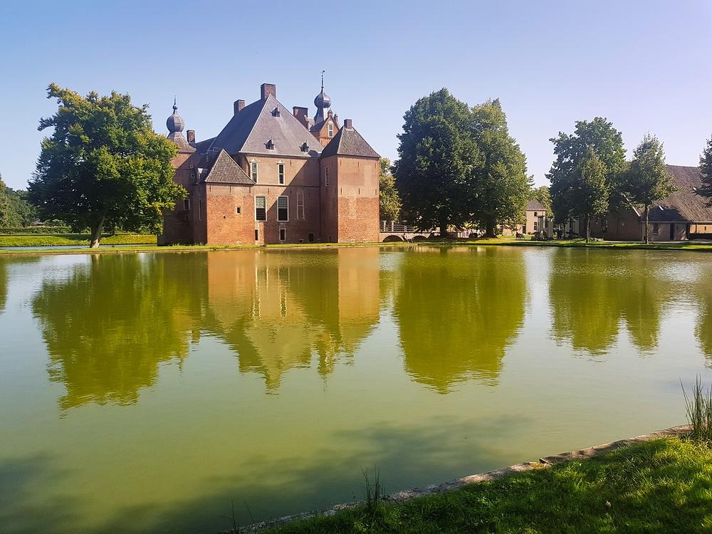 The Netherlands,  Vaassen, Kasteel Cannenburch
