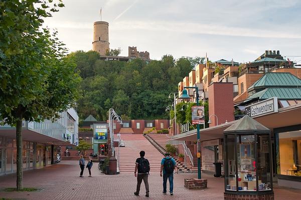 Germany, Bad Godesberg, Godesburg Castle