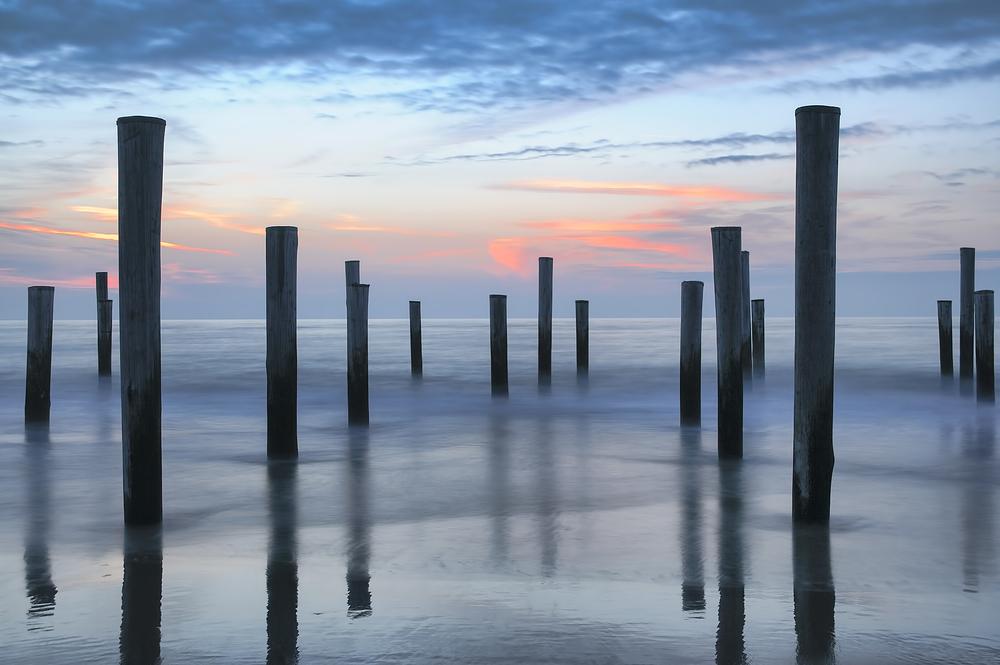 The Netherlands,  Petten Beach