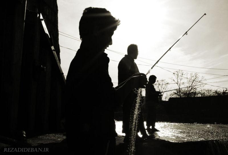 Angler men