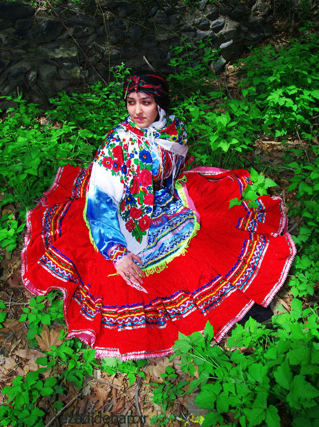 Iranian girl 3