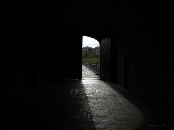 The Doors to The Fortress