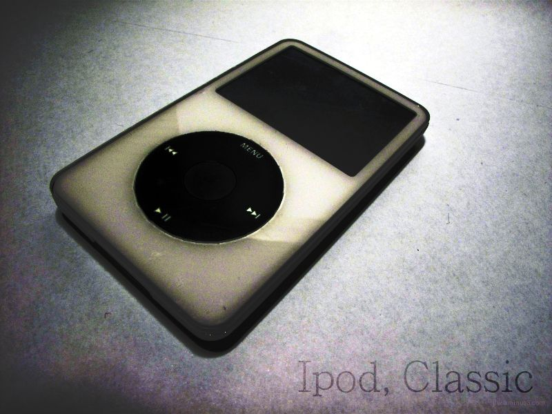 Abstract Ipod Classic