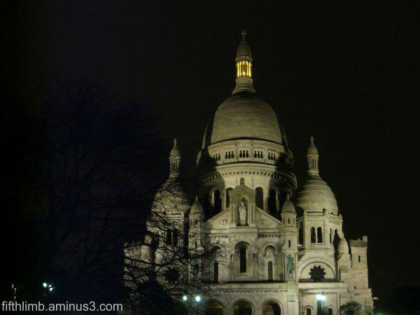 Basilique Sacré-Coeur, Paris
