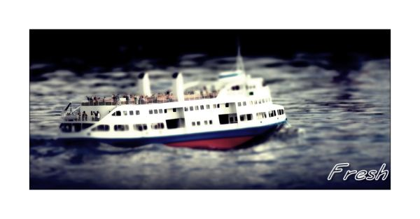 Ferry across the Mersey... ?