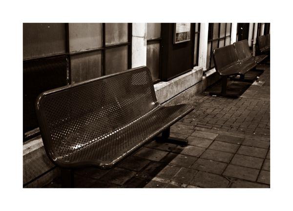 Bus station 03:15AM