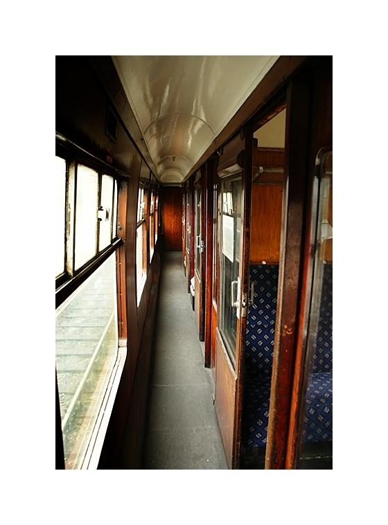 Corridor and compartments