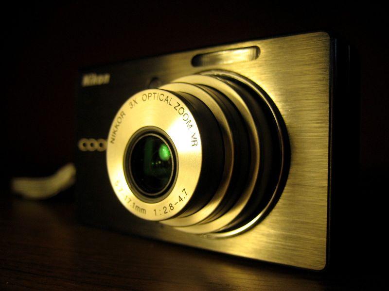 Nikon S500