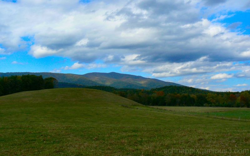 Augusta County Virginia landscapes