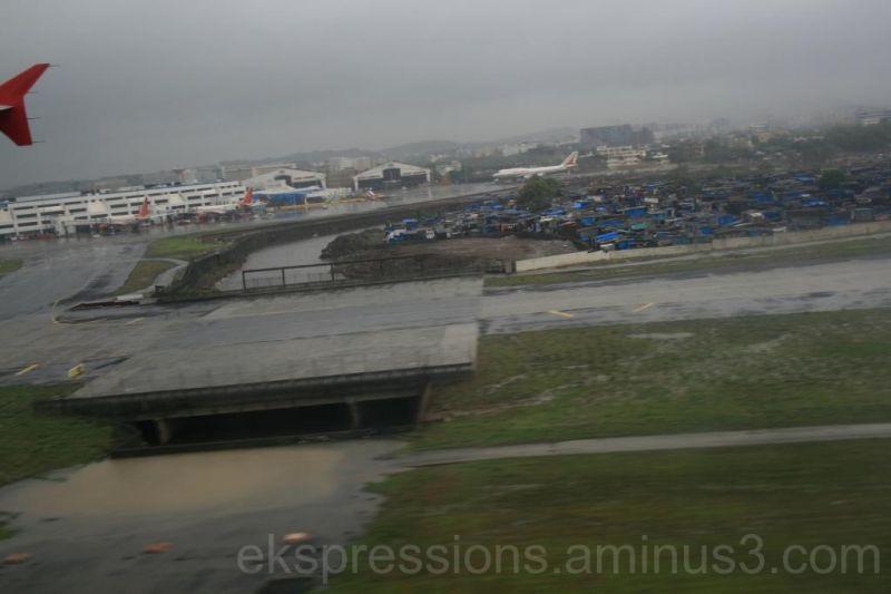 The aerial fotos