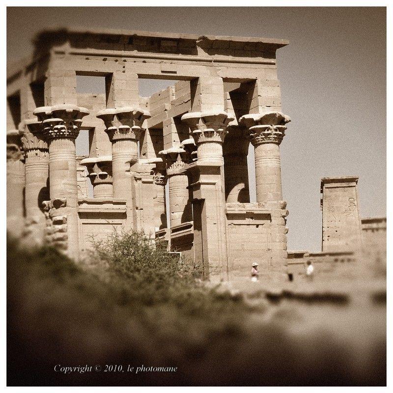 Filae Temple ......à l'ancienne.......