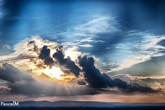 miss me the sun.....