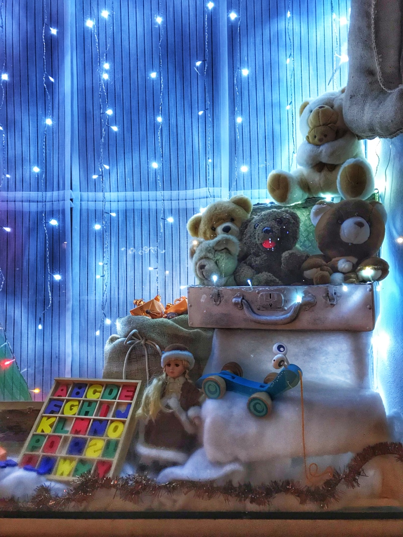 fêtes.......des cadeaux....