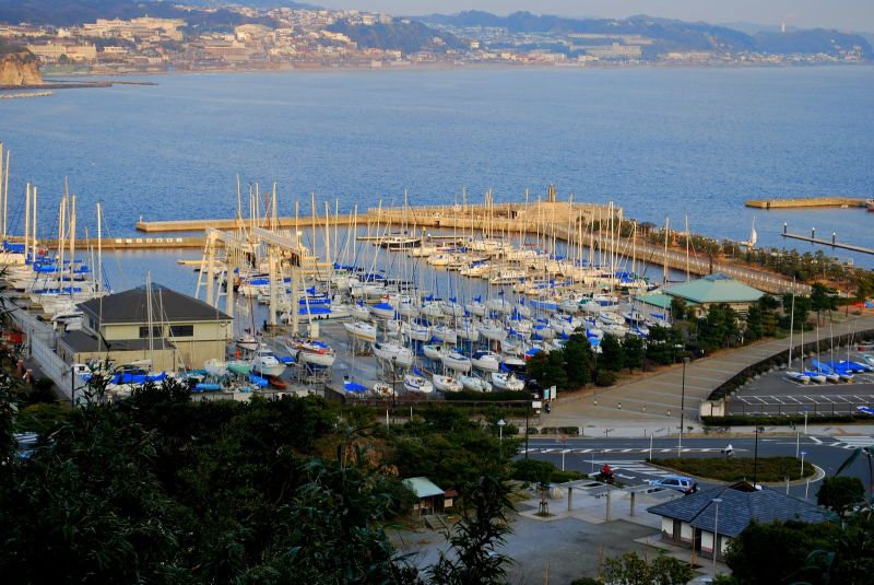 Enoshima Bay