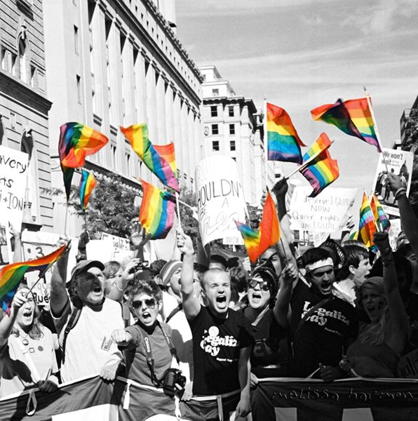 National Equality March New Face of GLBTQ Movement