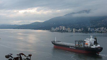 Vancouver bay