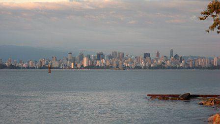 Vancouver, Pacific, Canada