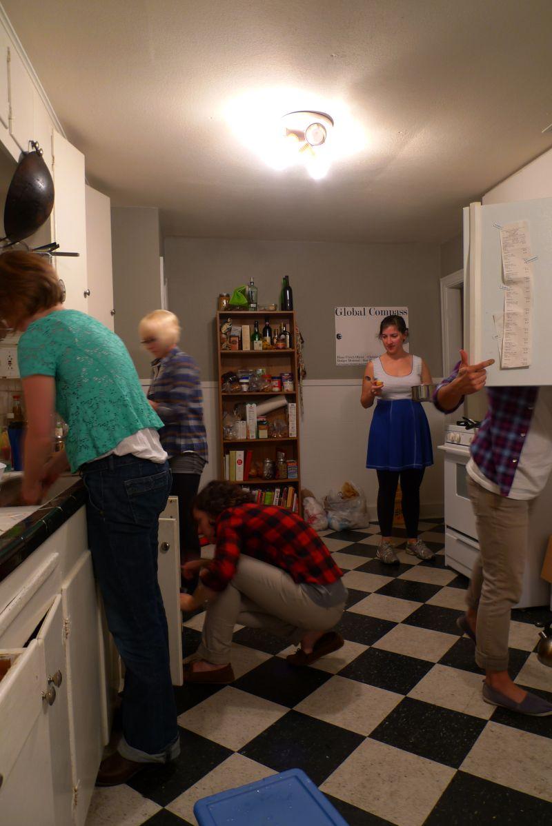 pinata feast preperation 3