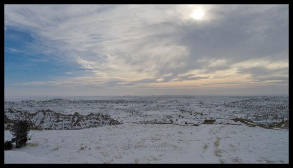 frozen sky frozen ground