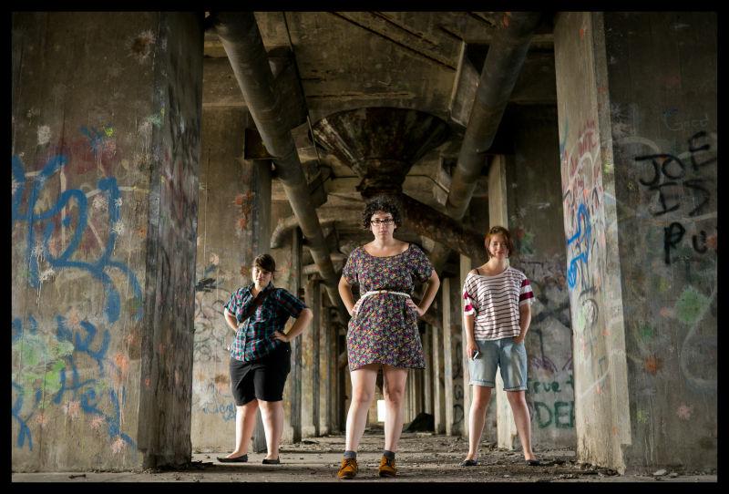 unintentional band photo #1
