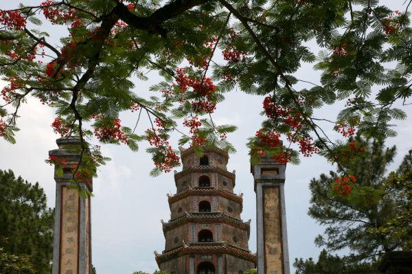 La pagode de la dame celeste
