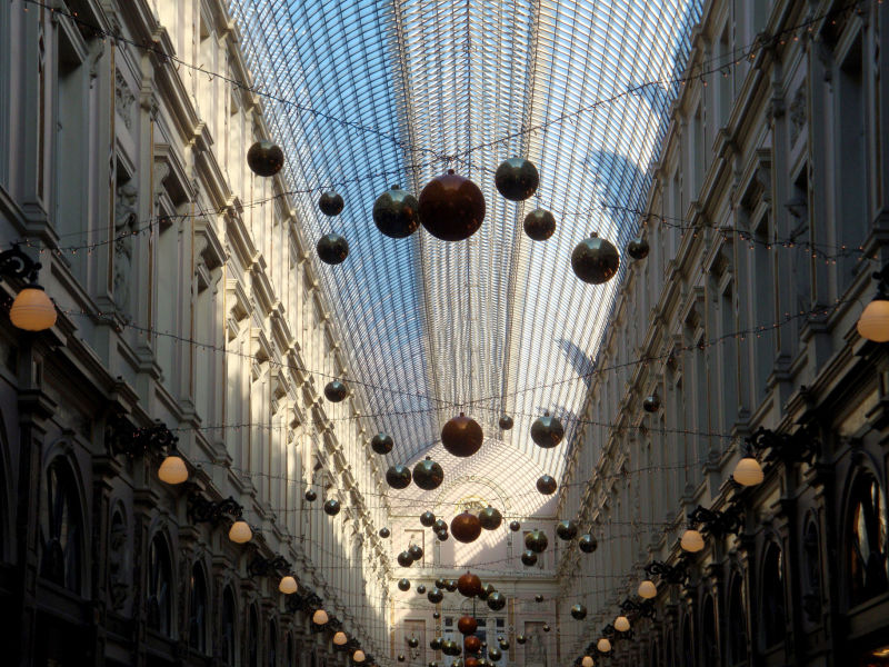 Galerie couverte de Bruxelles