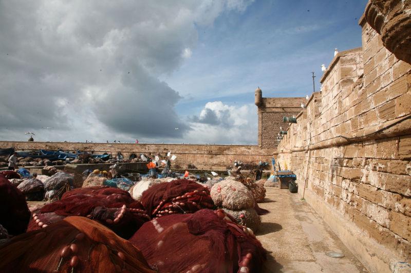 Le port d'Essaouira