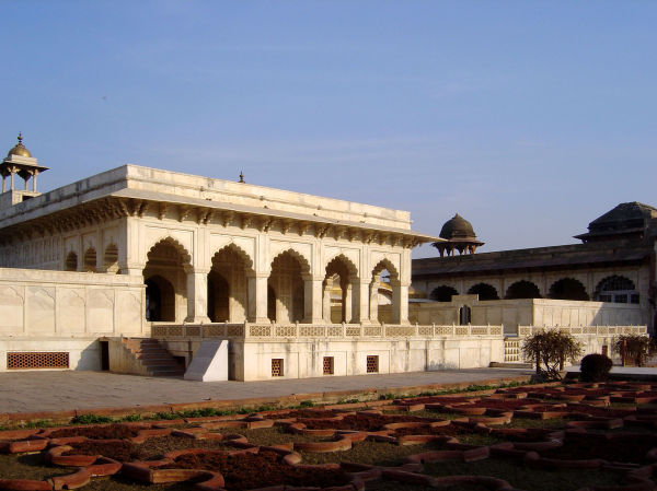 Le fort d'agra